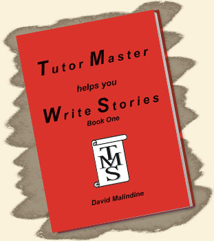 Tutor Master helps you Write Stories - Book One
