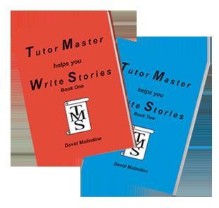 tutormaster story writing books